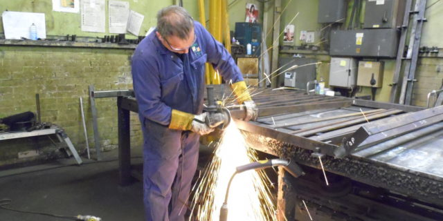 Alpha Rail manufacture metal railings & gates