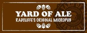 Yard of ale logo