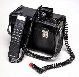 Early Portable Phone
