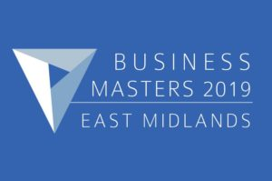 East Midlands Business Masters 2019 logo