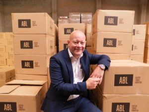 Paul McKenzie Managing Director ABL UK Limited