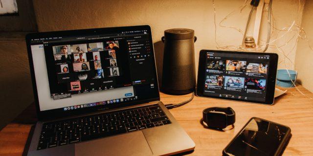 Etiquette for video calls