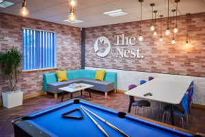 Finch Consulting new HQ - The Nest