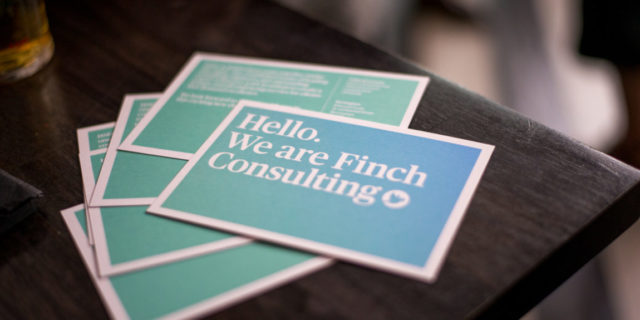 How marketing helped Finch Consulting | Simple Marketing Consultancy